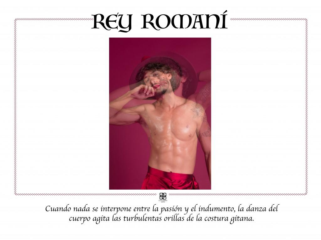 booklet rey romani